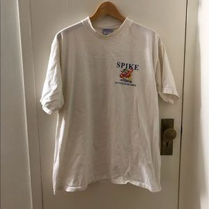 Vintage SPIKE 62nd fight squadron t shirt